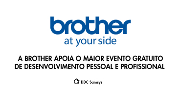 Brother apoia o DDC 2017