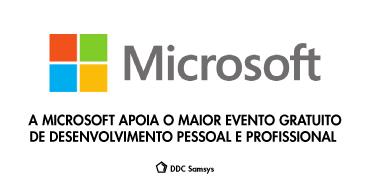 Microsoft apoia o DDC