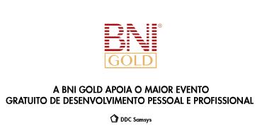 BNI Gold apoia o DDC