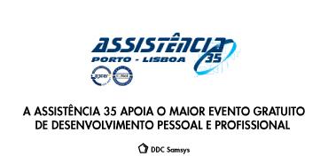 Assistência 35 apoia o DDC