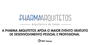 Pharma Arquitetos apoia o DDC