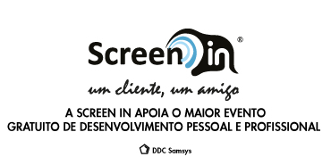 Screen In apoia o DDC