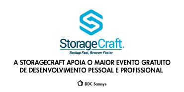 StorageCraft apoia o DDC