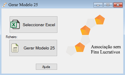 App Modelo 25