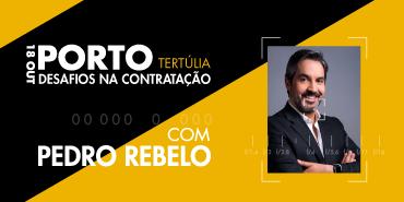 10ª Tertúlia Samsys - Pedro Rebelo