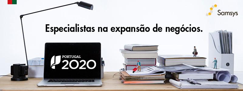 PT2020 Financiamento