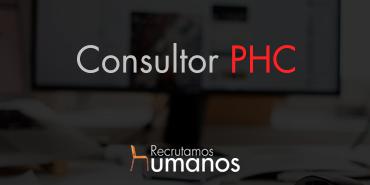 Consultor PHC