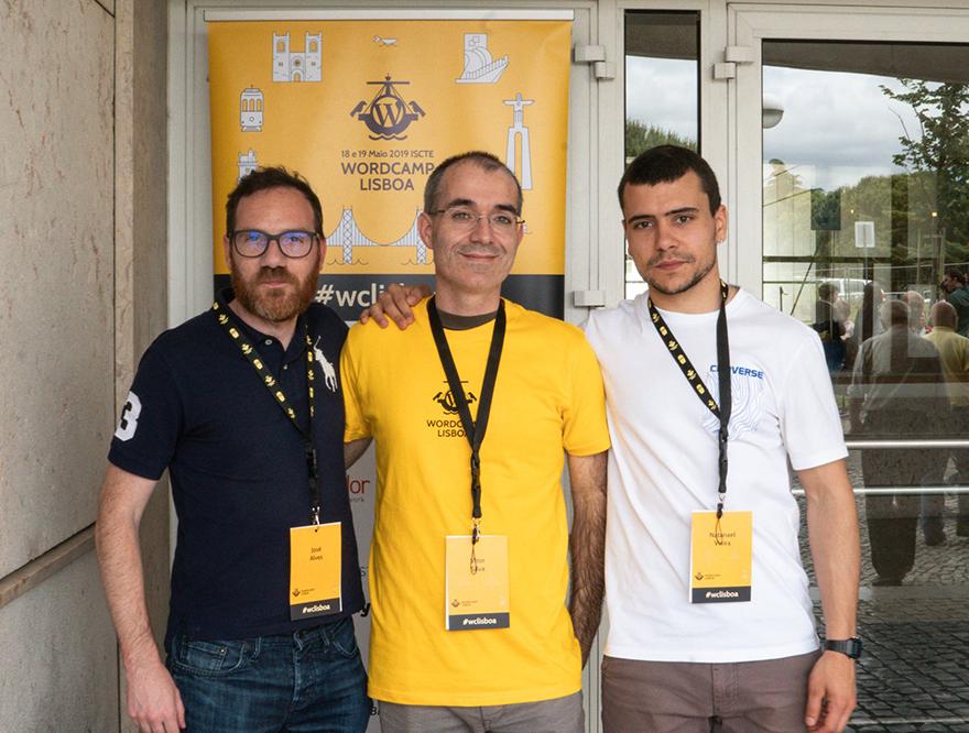 WordCamp Lisboa 2019