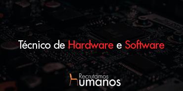 Técnico de Hardware e Software