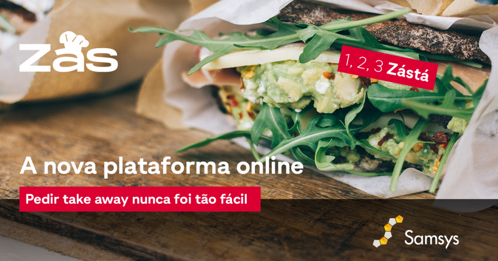 Plataforma Take Away Restaurantes