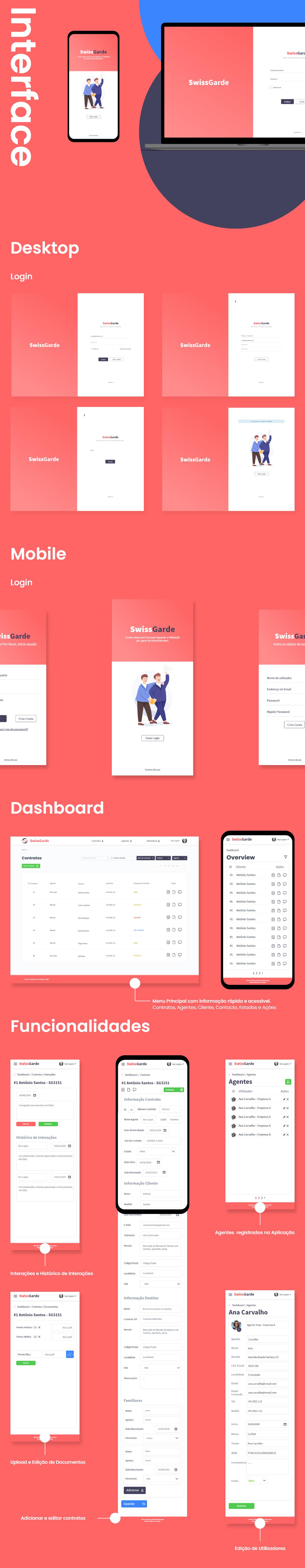 Design System – Interface